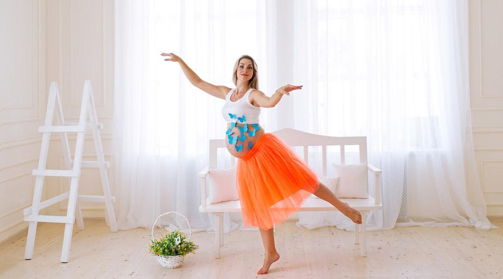 Después de todo, ¿es posible bailar durante el embarazo?